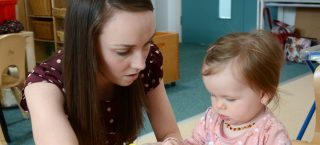 FOUNDATION DEGREE EARLY CHILDHOOD STUDIES
