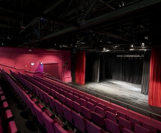 Stranmillis College theatre